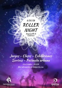 Roller Night Argamasilla de Calatrava