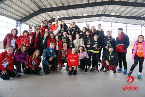 Club Sportia consigue 1º puesto en la general de la Liga de CLM